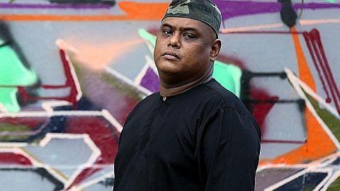 Rapper Feroz bikin lagu 'Kecam' setelah rutin senam dihina
