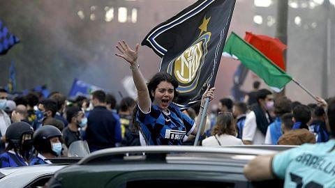 Inter Milan julang Serie A