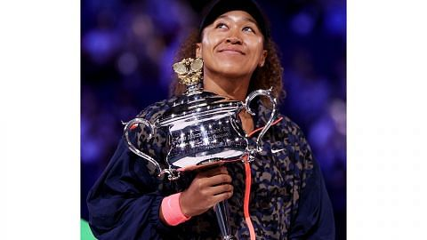 Nadal, Osaka menang anugerah Laureus