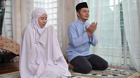 Hayati hujung Ramadan mohon keampunan