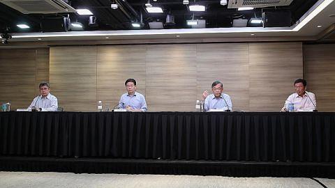 Tidak berlaku penularan Covid-19 di sekolah: Lawrence Wong