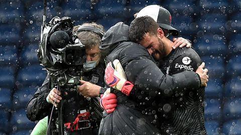Semangat juang akhir musim petanda kejatuhan Liverpool hanya sementara....percayalah
