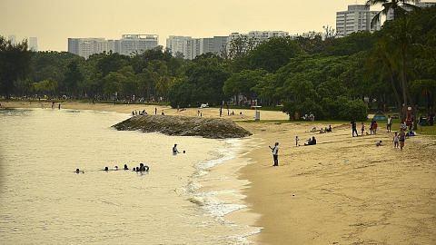 Kajian lindungi dari kenaikan paras laut mula di kawasan bandar-pantai timur