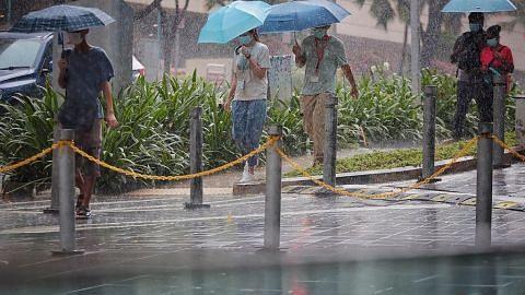 Keadaan cuaca hujan dijangka hingga akhir bulan ini