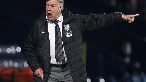 Allardyce tinggalkan West Bromwich
