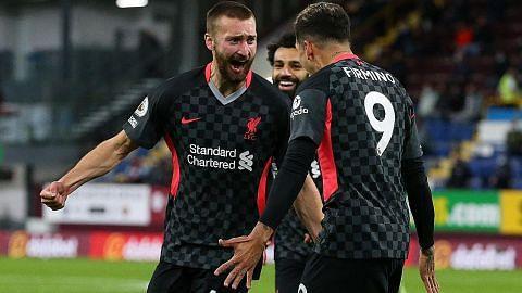 Liverpool hampiri Liga Juara-Juara