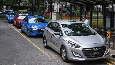 Tambahan $27j untuk drebar teksi, kereta sewa privet