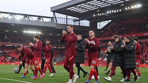 Klopp gembira juara bertahan Liverpool 'hebat' di tangga ketiga