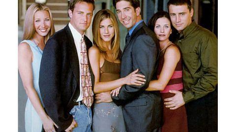 'Friends: The Reunion' menghimbau kenangan