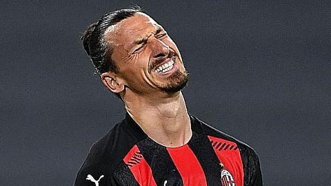 Ibrahimovic didenda kerana libat dalam judi bola sepak