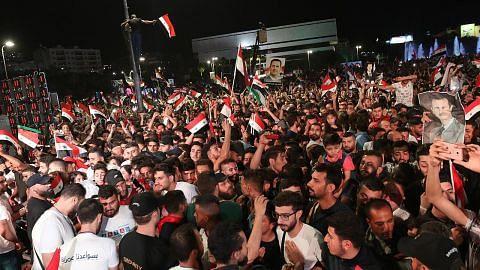 Assad menang pilihan raya, terus pimpin Syria