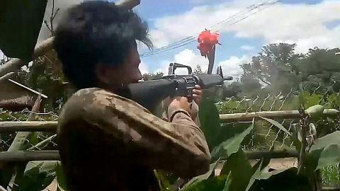 Kudeta Myanmar meratah korban LINGKARAN DUNIA