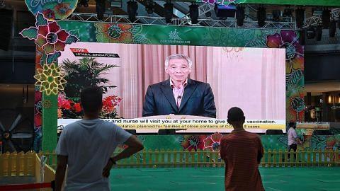 SG perlu kekal terhubung dengan dunia sambil lindungi rakyat: PM