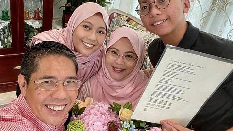 Sadiah… Isteri... penyeri Aidilfitri Indahnya bahasa Melayu terap kesantunan