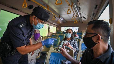 PKP penuh Malaysia jalan lancar di hari pertama