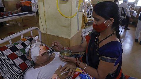 India berdepan epidemik 'kulat hitam'