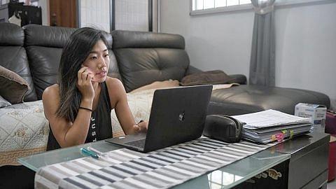 Beban kerja digital bertambah buat pekerja SG amat letih