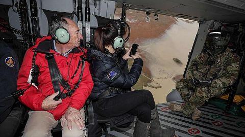 Banjir di NZ: Ardern terkejut lihat kemusnahan