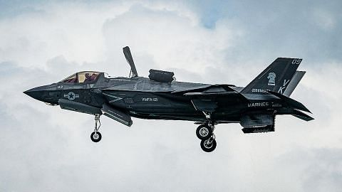 Dua pangkalan udara AS disenarai pendek tempat jet pejuang RSAF