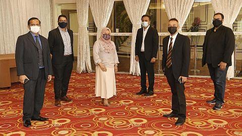 SUSULAN AGM DPPMS Usahawan mapan, miliki niaga serantau barisi lembaga pengarah baru DPPMS