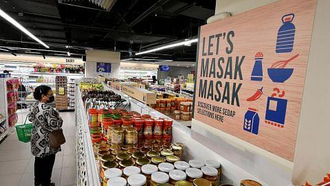 Singapura dalam kedudukan baik bagi ekonomi halal sejagat