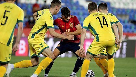 Sepanyol menang bergaya