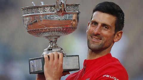 Juara Djokovic kini kejar Grand Slam 'emas'