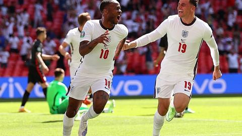 Menang 1-0 ke atas Croatia besar bagi England