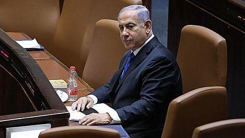 Ikrar PM baru Israel; era pimpinan Netanyahu berakhir