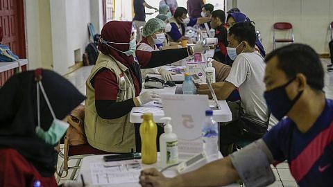 Indonesia lanjut sekatan pergerakan awam dua minggu lagi