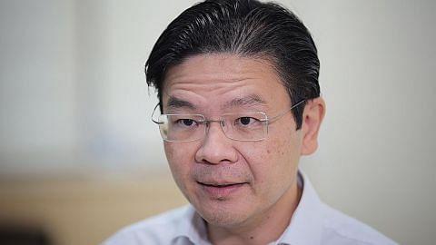 SG harap 50% warga divaksin penuh jelang Ogos: Lawrence