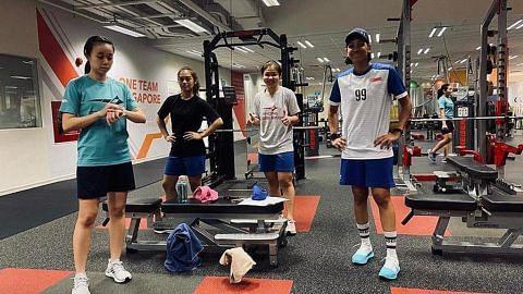 Tidak ada Sukan SEA? Skuad floorball lelaki, wanita fokus pada kejohanan dunia