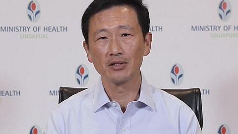 BERITA Lebih separuh penduduk SG sudah terima satu dos vaksin