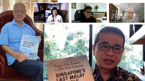 BERITA PELANCARAN BUKU 'SANG NILA UTAMA & TUN SERI LANANG - SINGAPORE LAST MALAY SCHOOLS' Iktiraf pengalaman masyarakat, raikan sebagai warisan negara