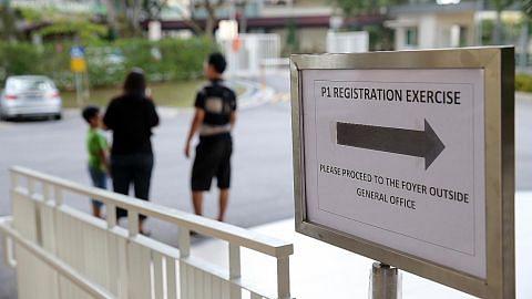 Kajian: Pendaftaran Darjah 1 S'pura harus dipermudah untuk keluarga berpendapatan rendah