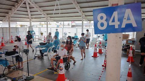 Ujian Covid-19: 5 positif di Bukit Merah View, tiada di Beo Crescent