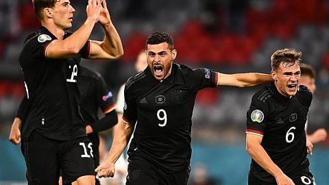 EURO 2020 Musuh ketat berentap lagi di Wembley