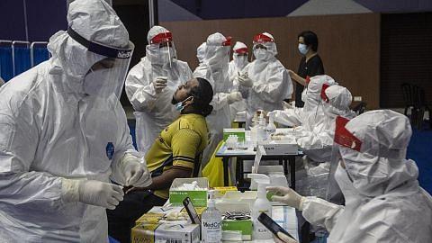 1 juta doz vaksin sumbangan AS tiba di M'sia
