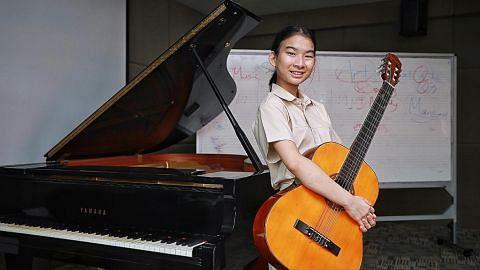 Lagu karya pelajar maktab rendah 'Glow' dipilih untuk Pesta Belia tahun ini