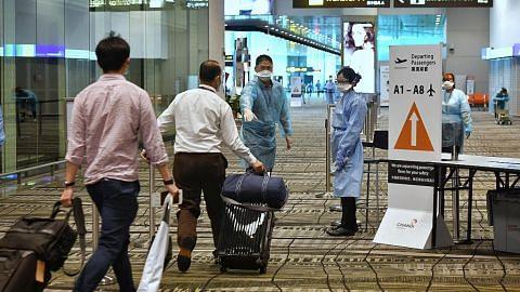 Terminal 4 mungkin diguna proses pengunjung dari negara berisiko tinggi