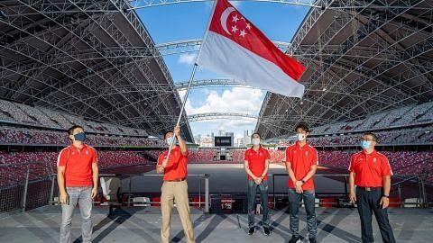 Kesihatan, keselamatan Team Singapore keutamaan: Chef-de-mission