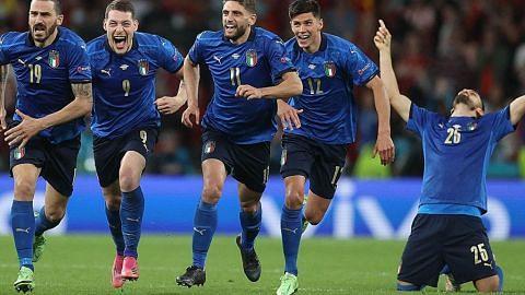SEPARUH AKHIR EURO 2020 Italy yakin jelang final, namun sedar 'tugas belum selesai'