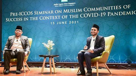 Mufti: Keseimbangan dalam segala aspek kehidupan