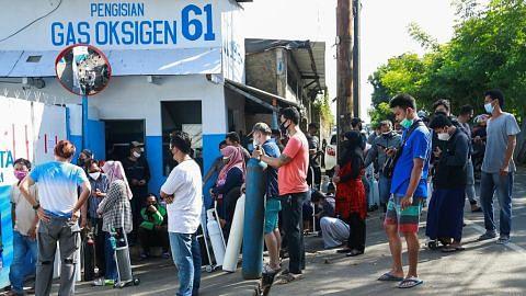 Oksigen dicari di Jakarta dek Covid-19