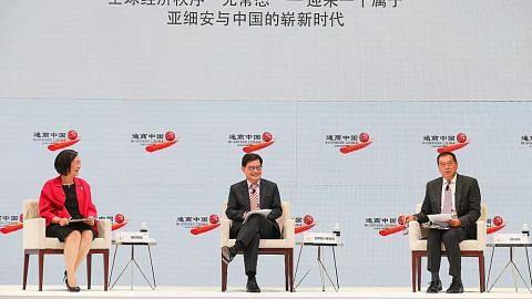 Asean, China boleh raih manfaat teroka kerjasama baru