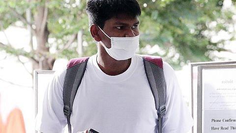 Pekerja yang 'lari' dari SGH selepas ujian Covid-19 dipenjara sembilan bulan