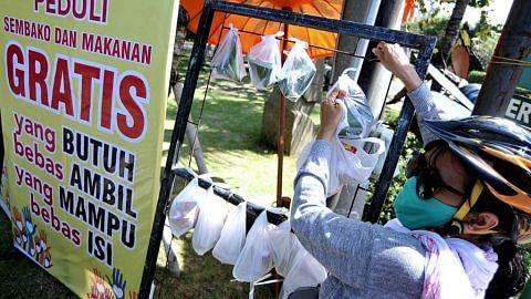 Jokowi minta penyaluran paket ubat percuma bagi penderita Covid-19