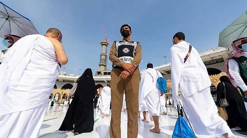 Saudi: Ibadat haji berjalan lancar, bebas Covid-19