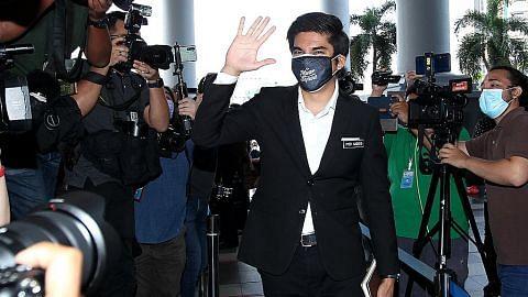 Syed Saddiq tidak mengaku salah atas tuduhan pecah amanah lebih RM1j