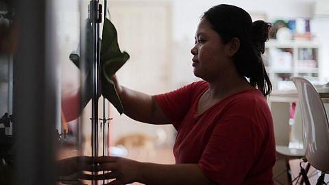 Cuti sehari wajib, pemeriksaan perubatan dipertingkat untuk pembantu rumah